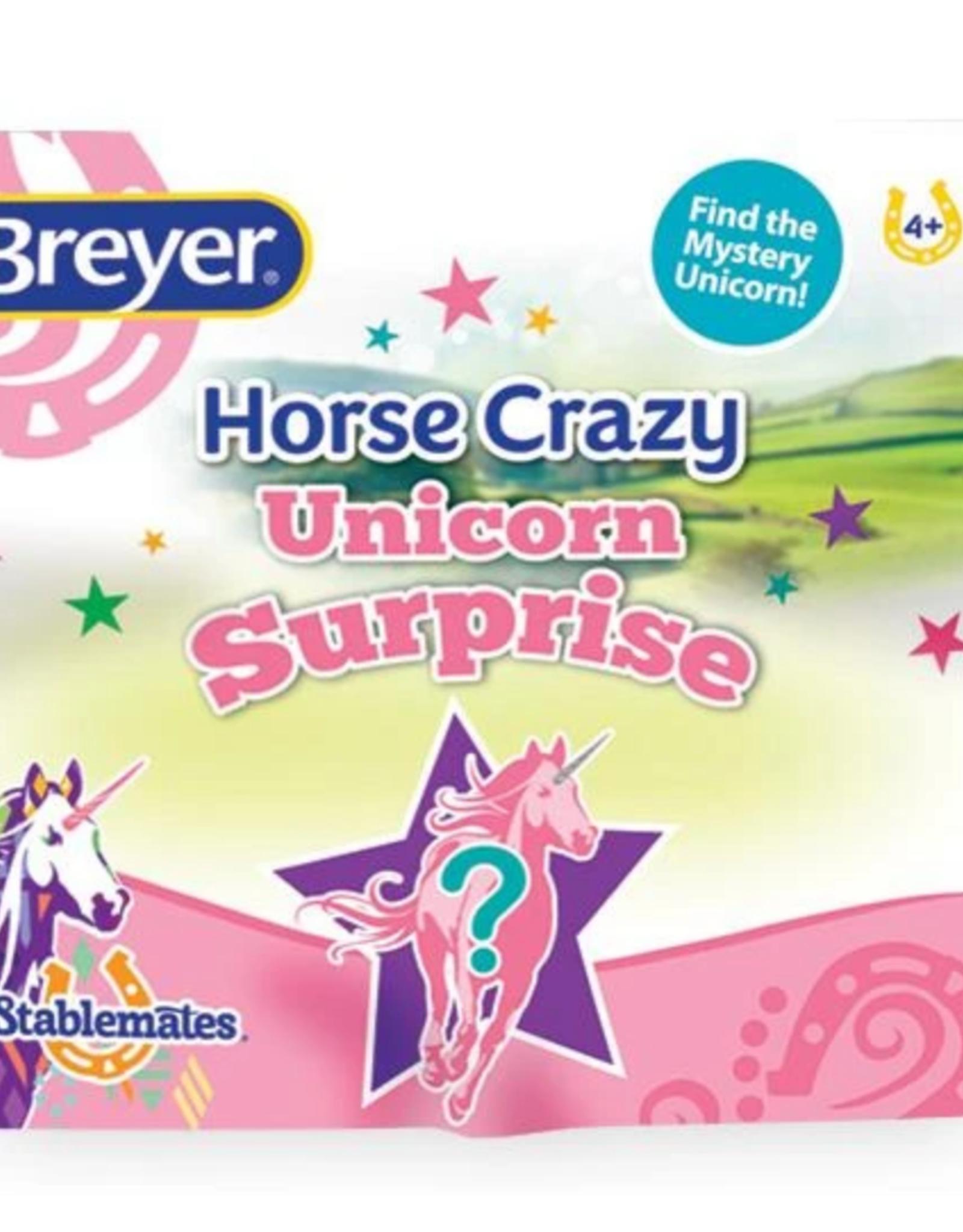 Breyer Stablemates Mystery Unicorn Surprise