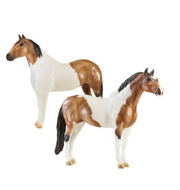 Breyer The Gangster Ponies - Tony Da Pony & Bugsy Maloney