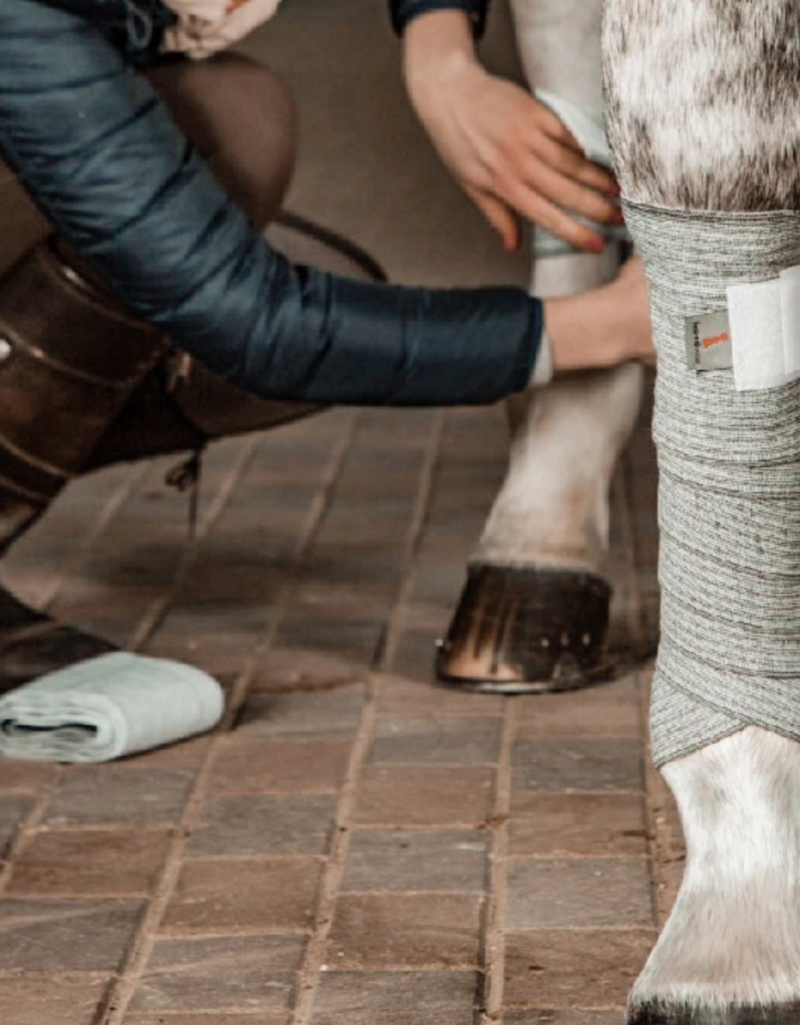 Incrediwear Equine Incrediwear Circulation Leg Wrap - Pony Size