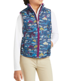 Ariat Emma Reversible Kids' Vest