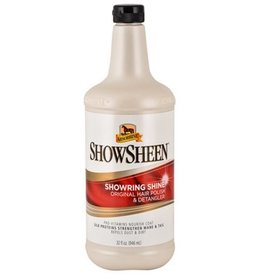Absorbine Showsheen Hair Polish & Detangler - Qt