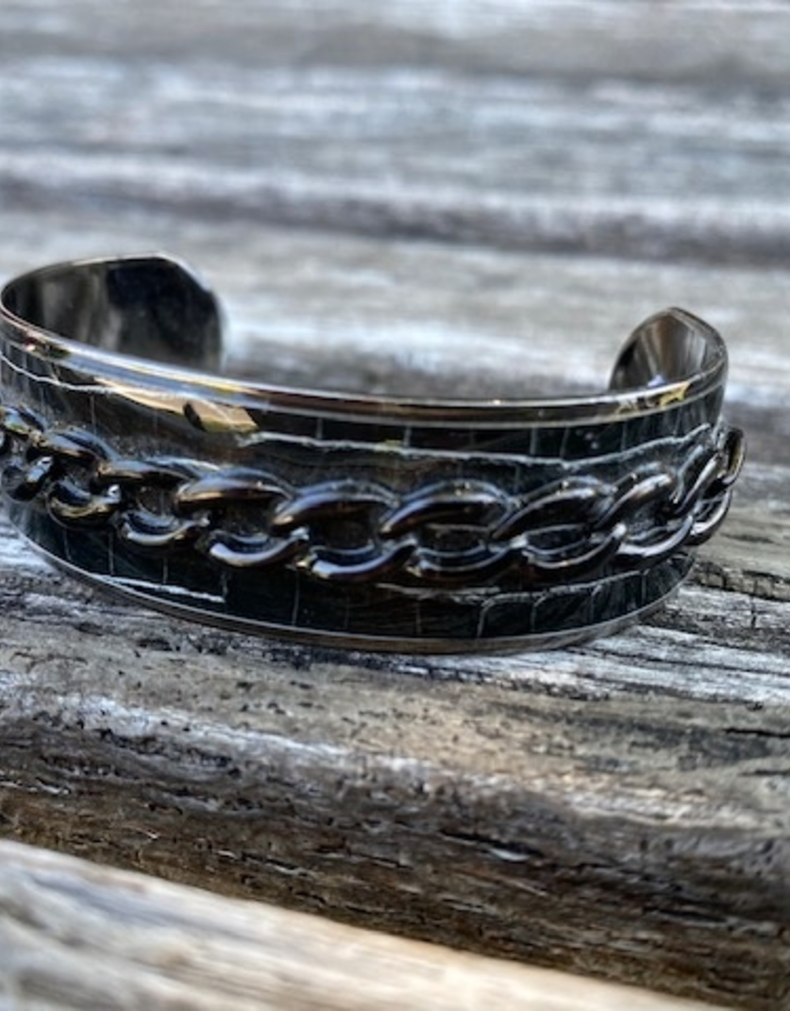 Debbie Brooks Nano Cuff Embellished Bracelet