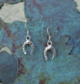Baron Horseshoe Dangle Earring