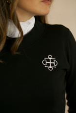 Two Bits Equestrian Two Bits Equestrian Bamboo Crew Neck