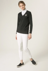 Two Bits Equestrian Two Bits Equestrian Bamboo V Neck