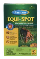 Farnam Equi-Spot Spot-On Fly Protection - 6 Week