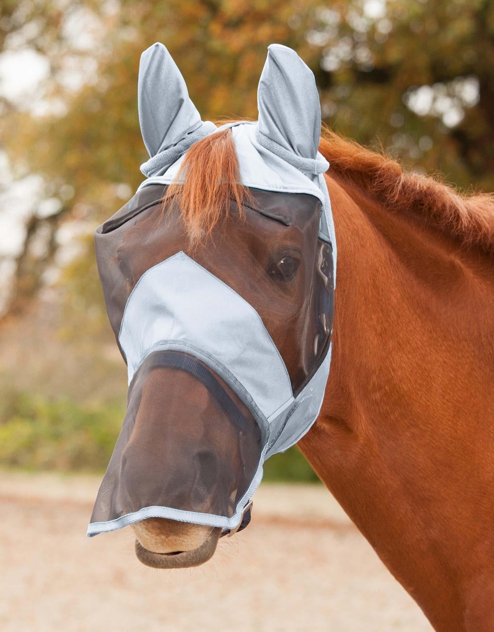 Waldhausen Premium with Nose & Ears Fly Mask