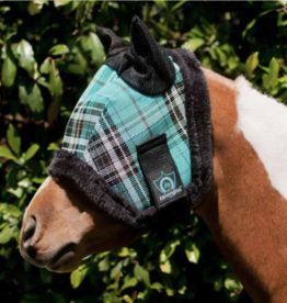Kensington Miniature with Ears Fly Mask