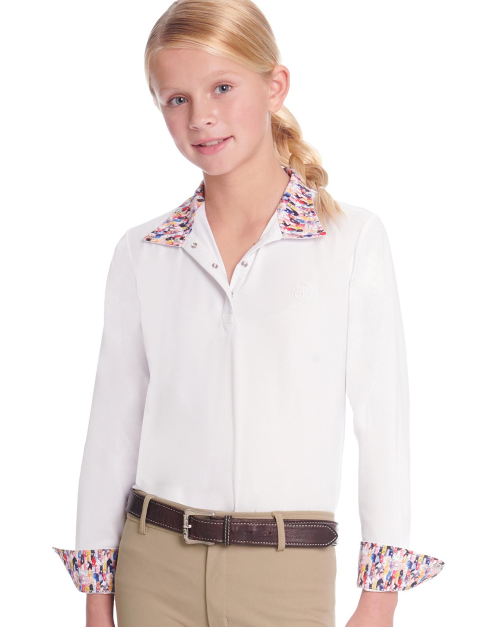 Ovation Kids' Ellie Tech Show Shirt
