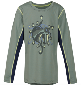 Kerrits Kids' Balance Base Layer Long Sleeve