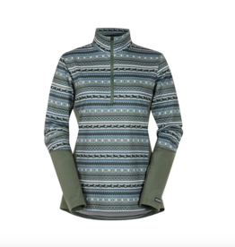 Kerrits Ladies' Fair Isle Fleece Tech 1/4 Zip