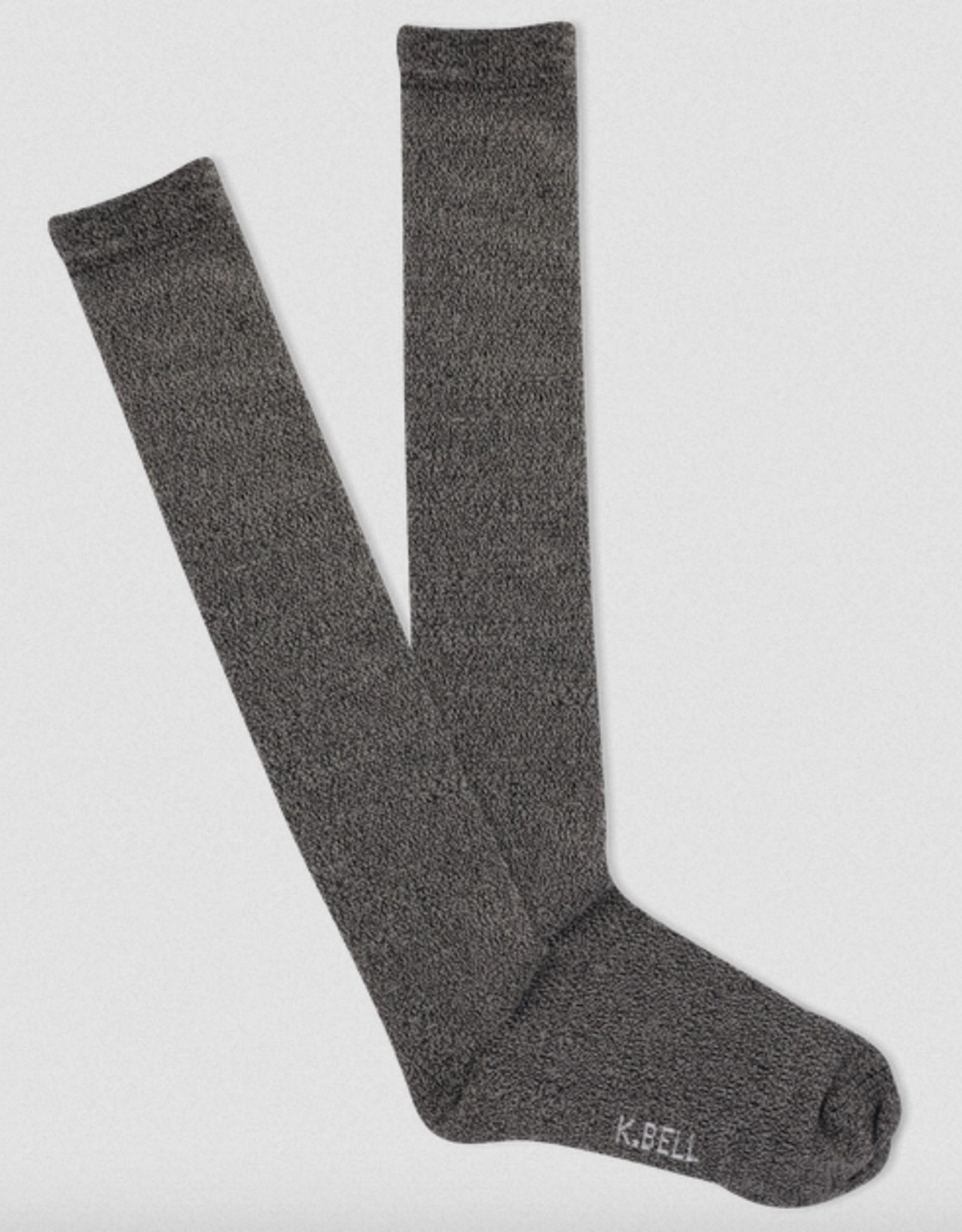 K. Bell Ladies' Super Soft Marl Knee High Sock