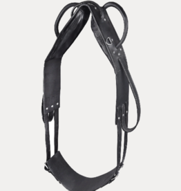 Waldhausen Leather Vaulting Surcingle - Horse Size