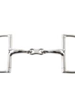Korsteel Korsteel Double Jointed with French Link Dee Ring Bit