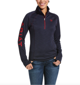 Ariat Ladies' 1/2 Zip Tek Team Sweatshirt