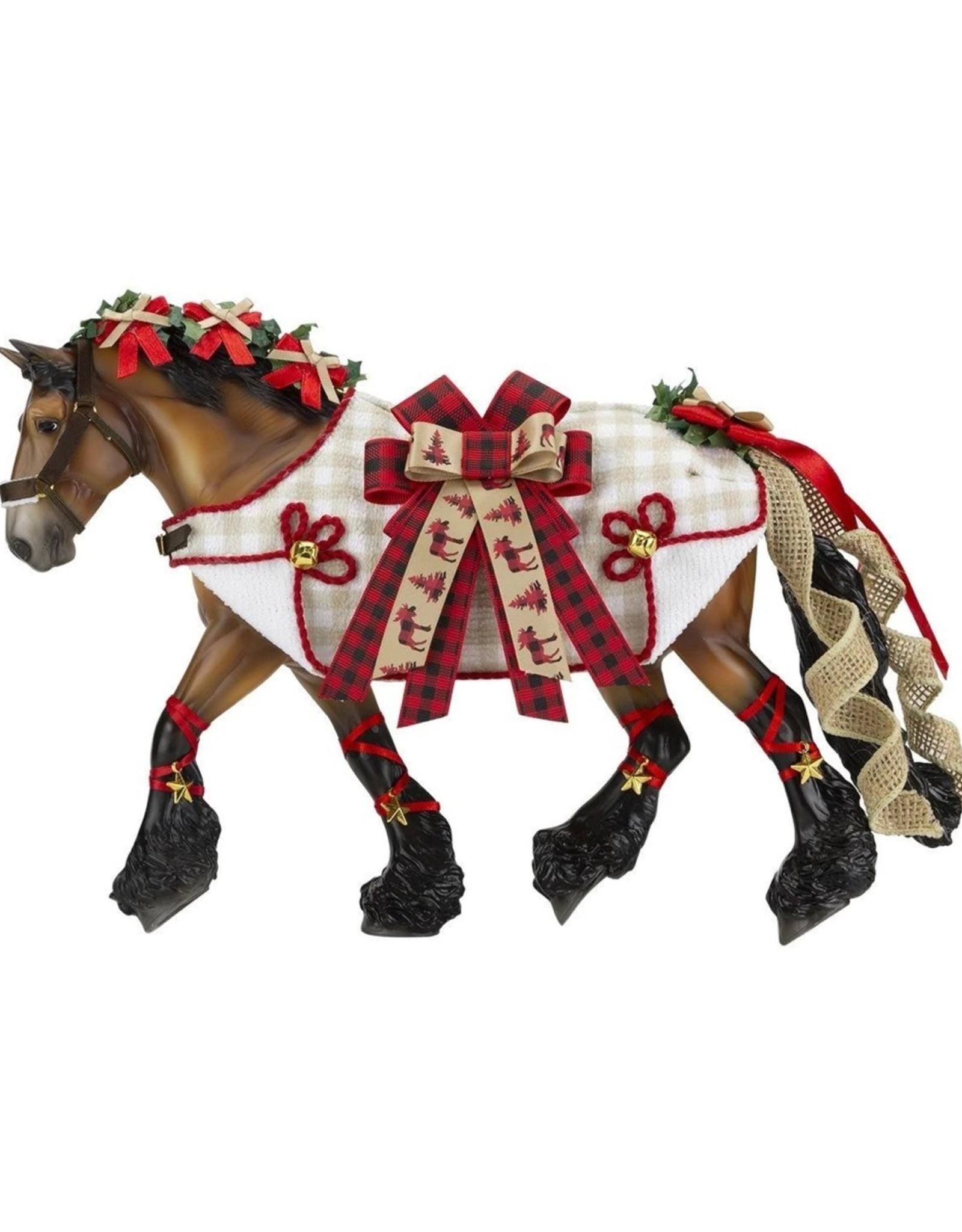 Breyer Yuletide Greetings 2020 Holiday Horse
