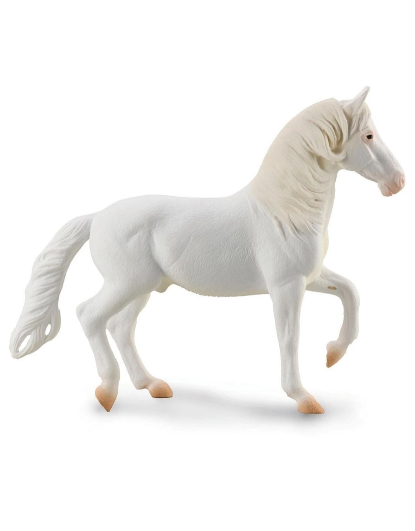 Breyer Camarillo White Horse