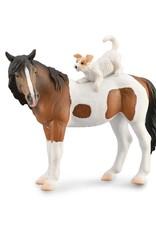 Breyer Mare & Terrier