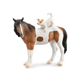 Breyer Mare & Terrier