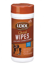 Lexol Leather Conditioner Quickwipes