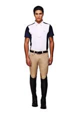 JPC Equestrian George Morris Mens' Rider Silicone Knee Patch Breech