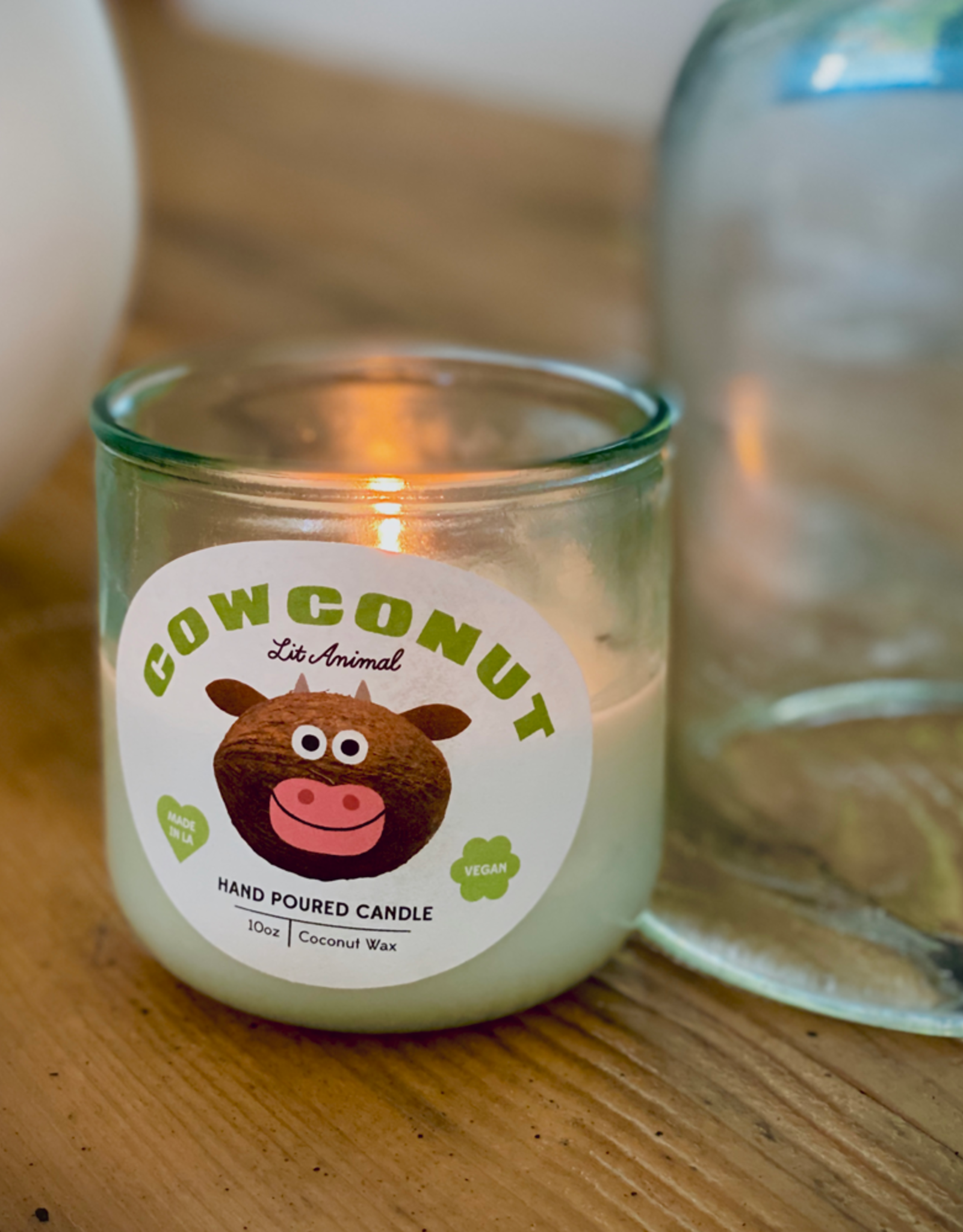 Lit Animal Lit Animal Handpoured Vegan Candles