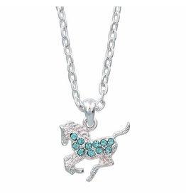 AWST Awst Precious Pony Necklace