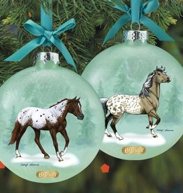 Breyer Artist Signature Appaloosas Ornament