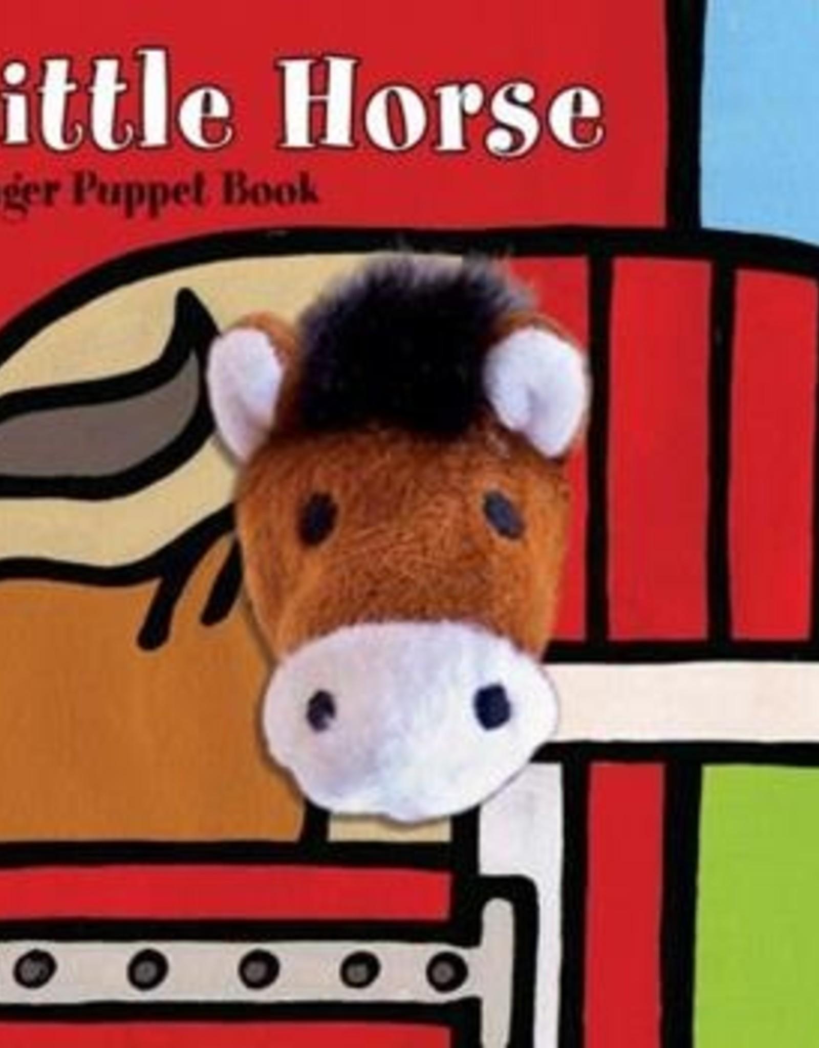 Little Horse Finger Puppet Book