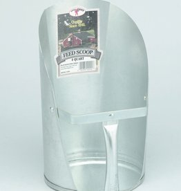 Miller Miller Galvanized Feed Scoop