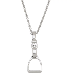 AWST Awst English Stirrup Necklace