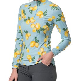 Kastel Ladies' 1/4 Zip Shirt