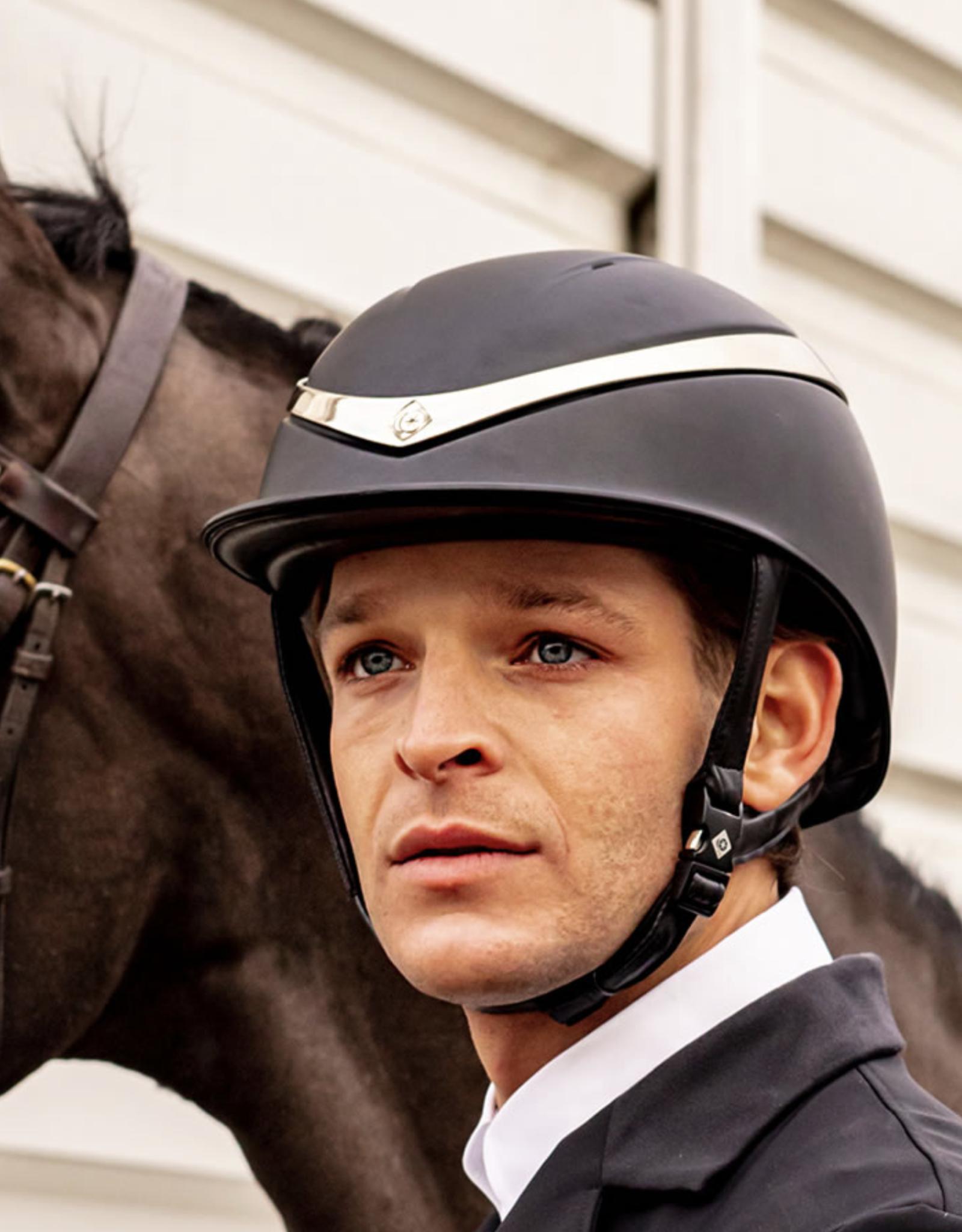 Charles Owen Halo Luxe MIPS Regular Brim Helmet