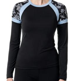 Kastel Ladies' Crew Shirt