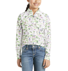 Ariat Kids' Sunstopper 2.0 Shirt