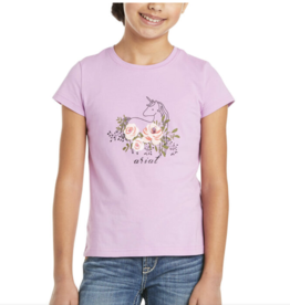 Ariat Kids' Rosy Unicorn Shirt