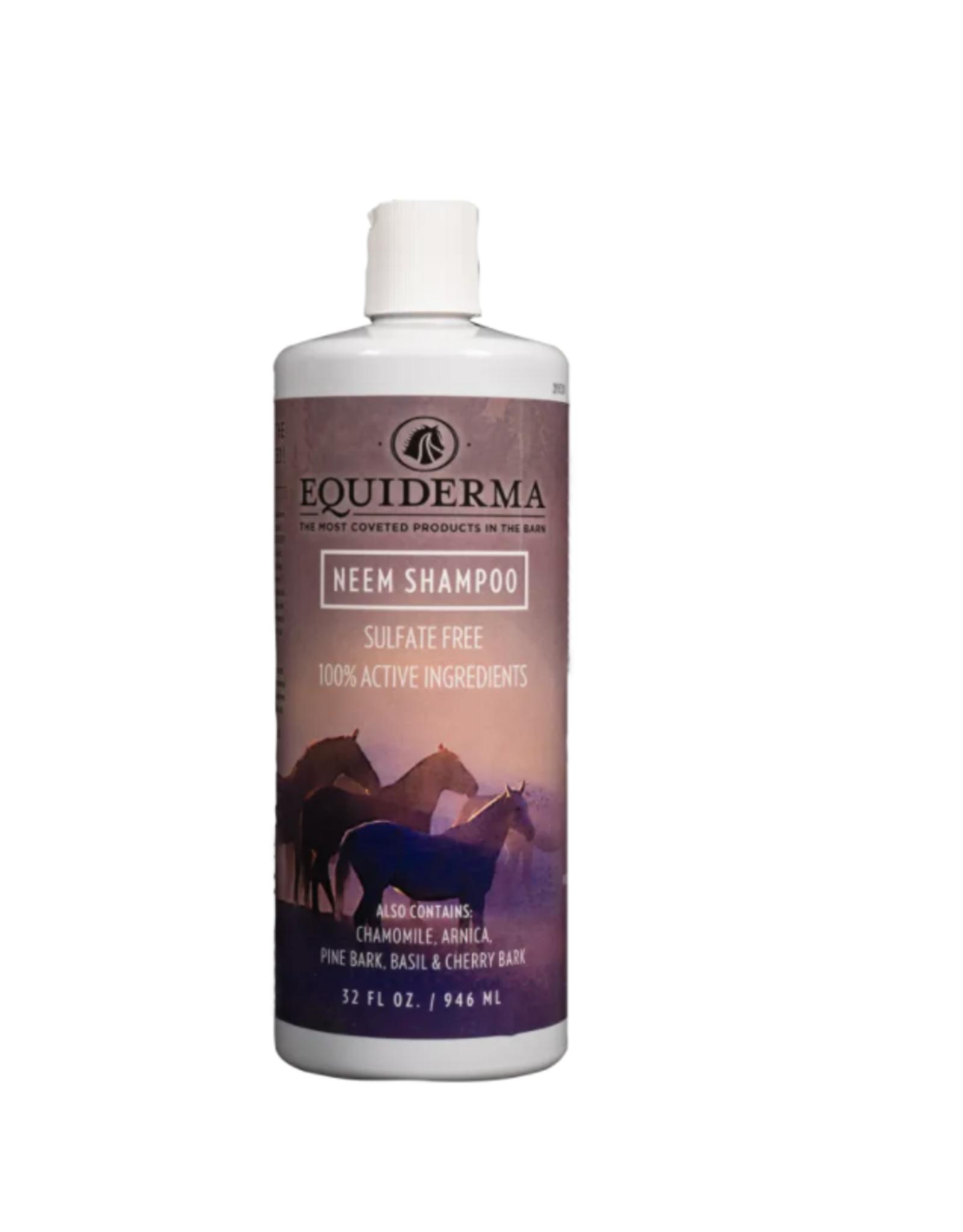 Equiderma Neem Shampoo  - 32oz