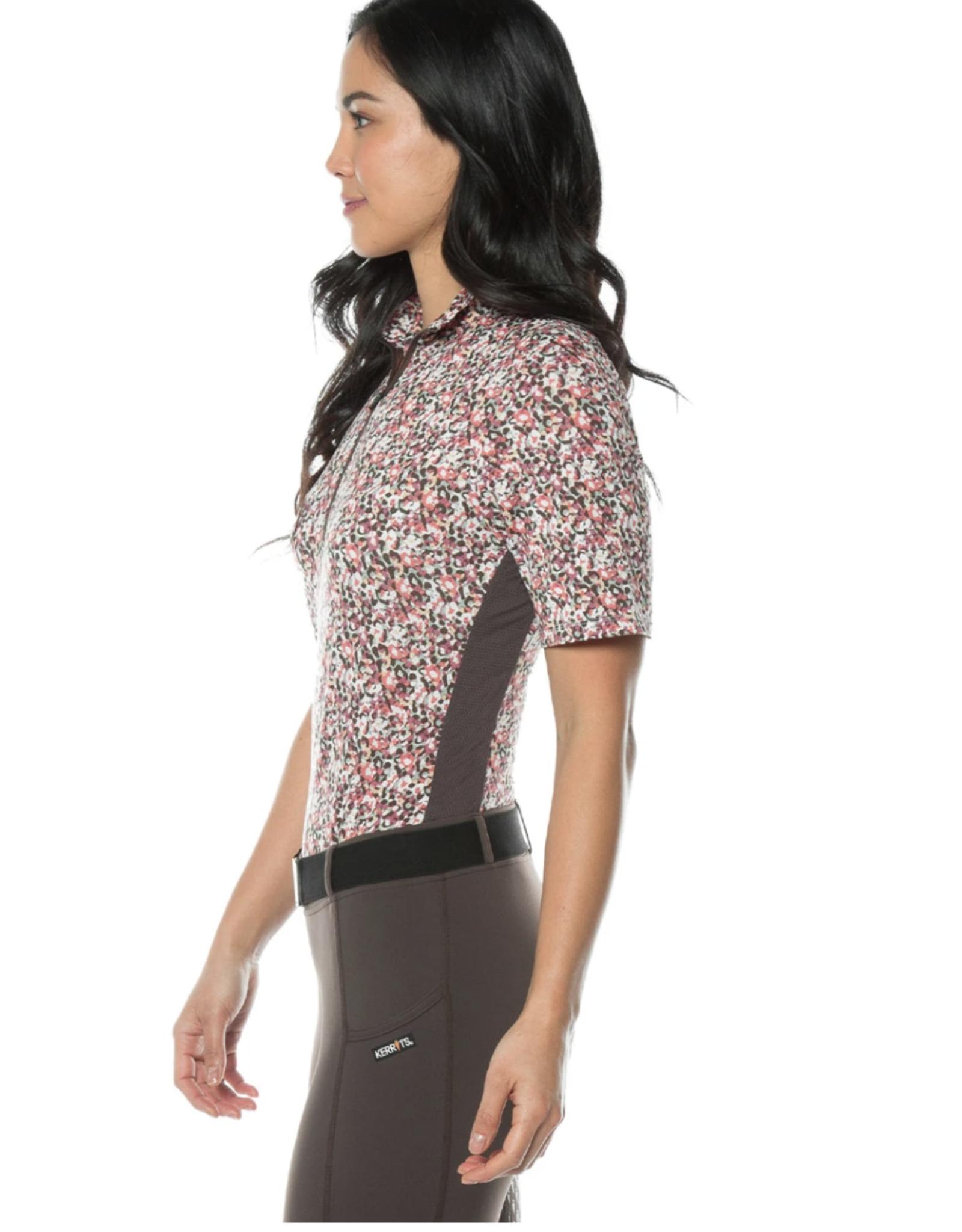 Kerrits Ladies' Cool Ride Ice Fil Short Sleeve Shirt