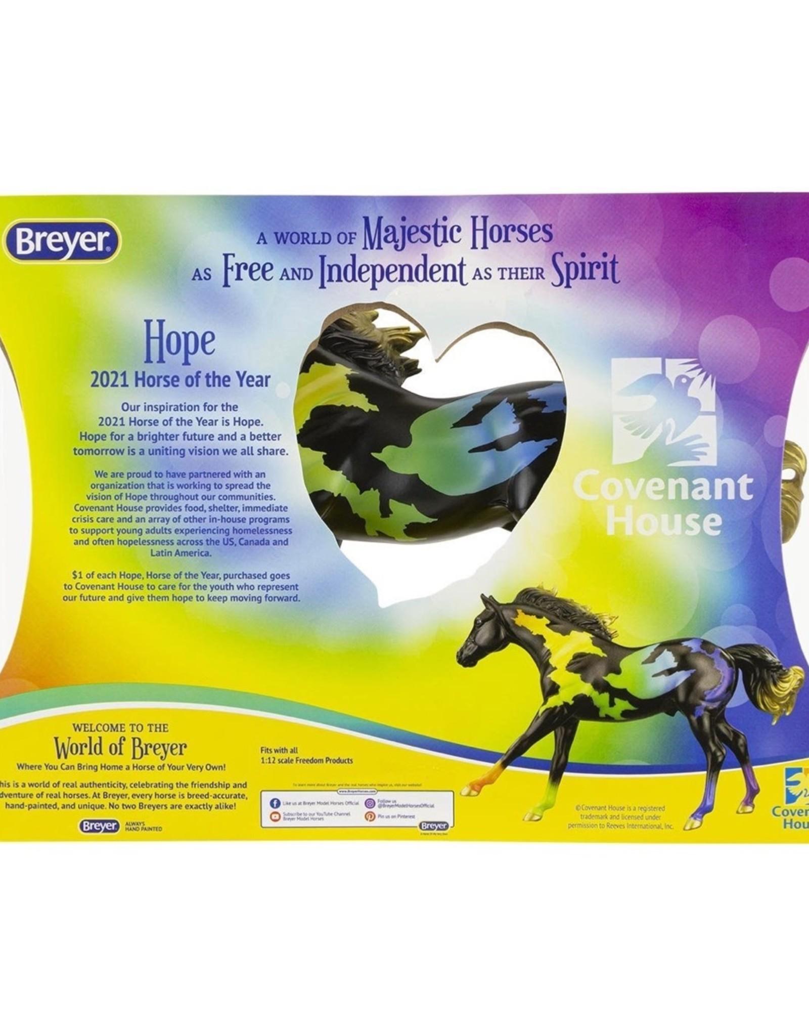 Breyer Hope 2021 Horse of the Year