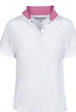 Ovation Girls' Ellie Short Sleeve Show Shirt