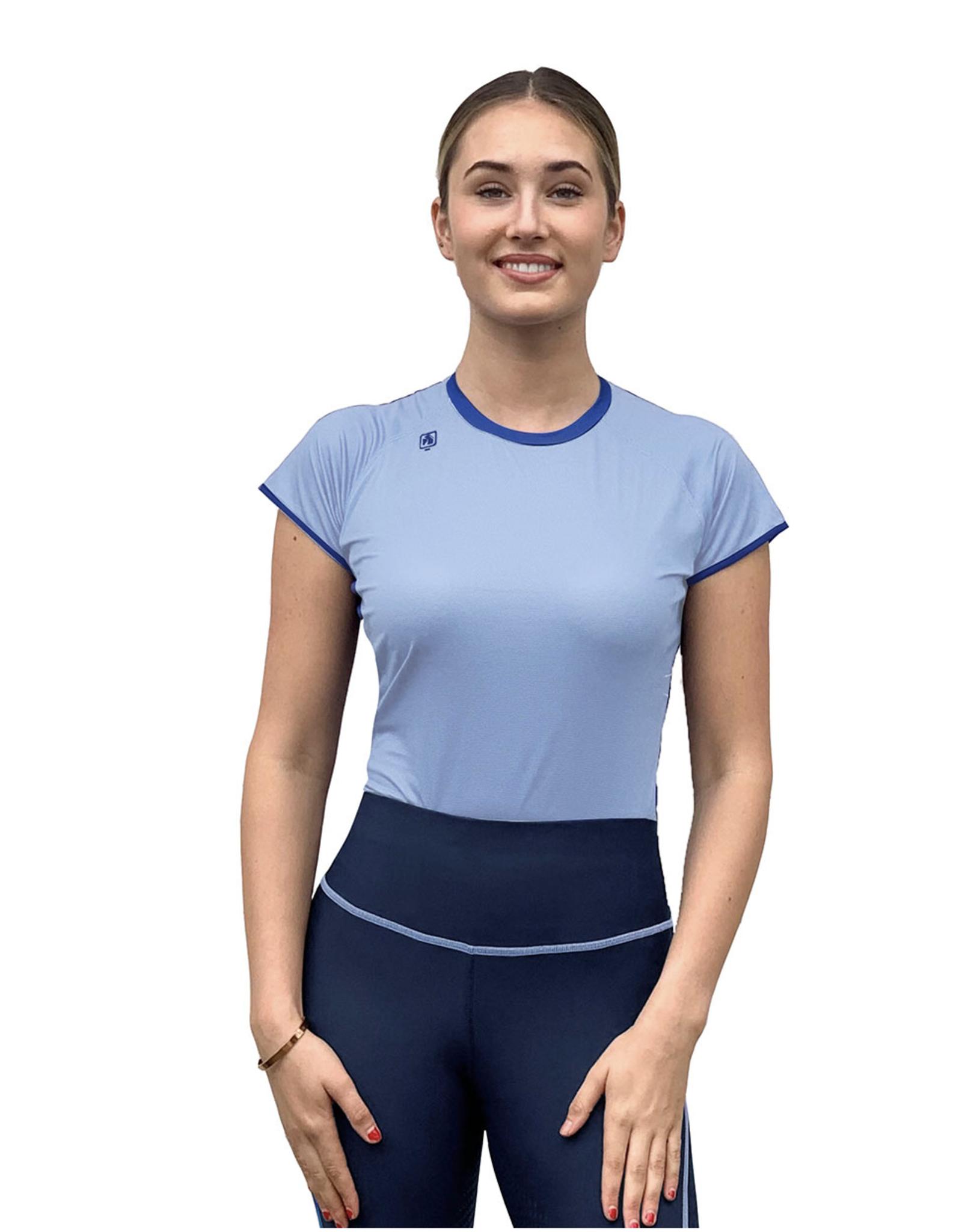 Romfh Ladies' Lucy Tech Short Sleeve Shirt
