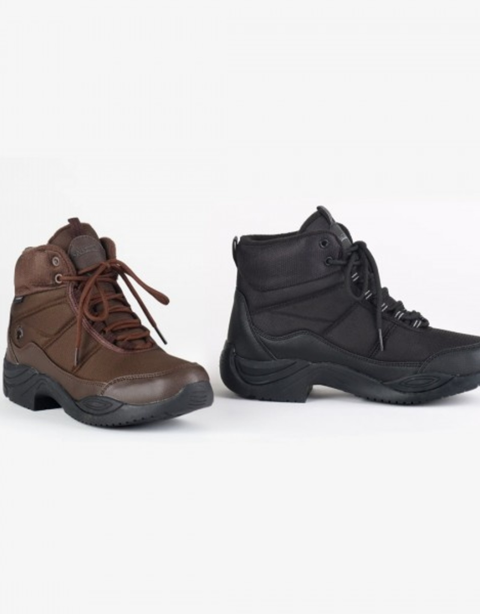 Ovation Ladies' Heel Down Riding Sneaker
