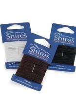 Shires Waxed Plaiting Thread