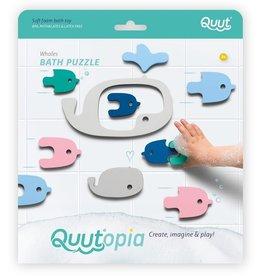 Quut Whale Bath Puzzle