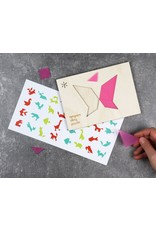Bright Beem Goods Butterfly Tangram Puzzle