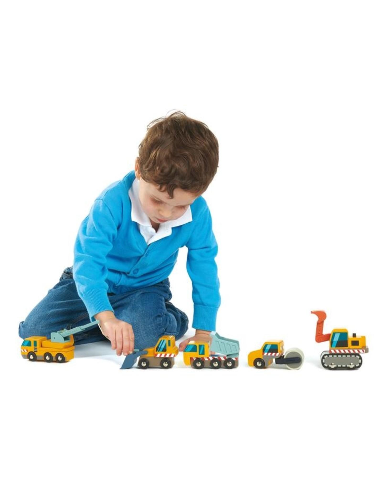 Tender Leaf Toys Construction Site