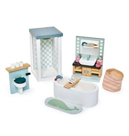 Tender Leaf Toys Dovetail Bathroom Set