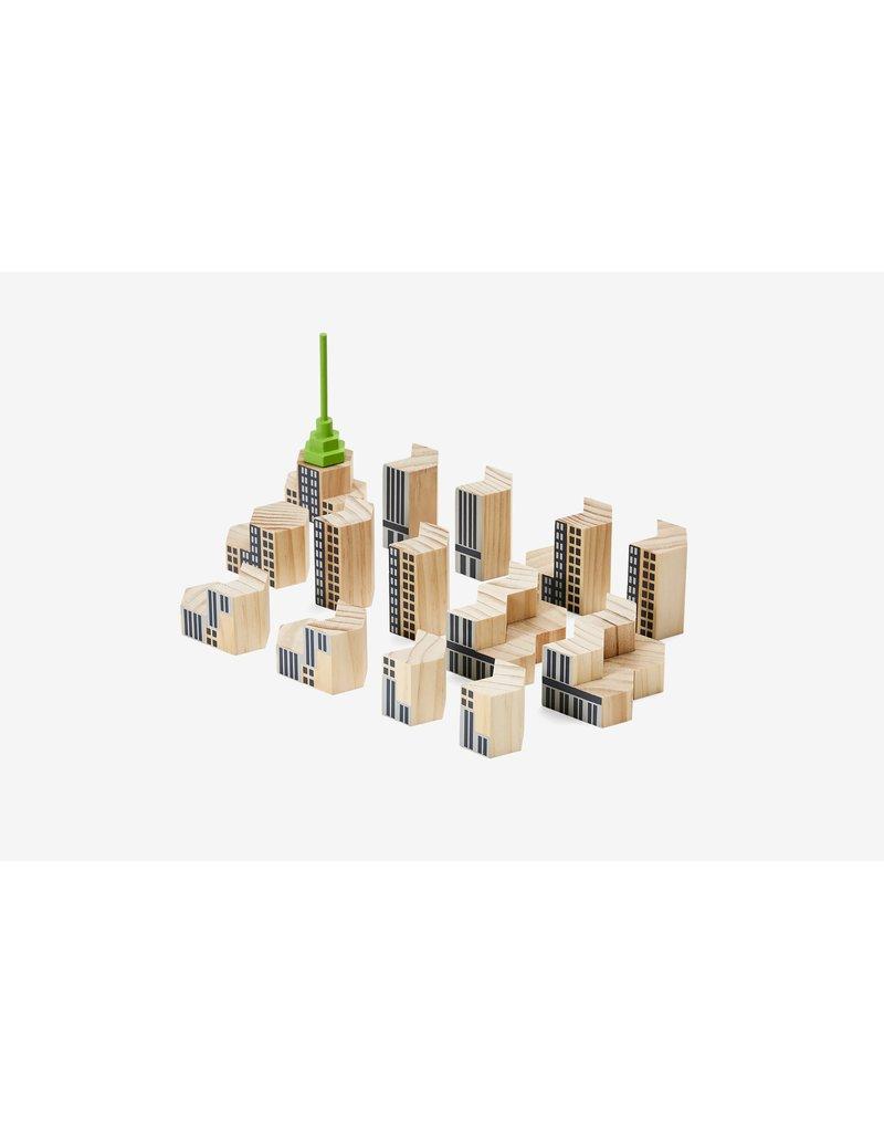Areaware Blockitecture New York City | Skyscraper