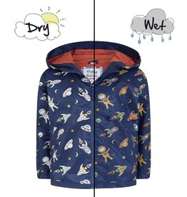Holly and Beau Color Changing Raincoat