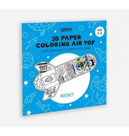 OMY Rocket Air Toy